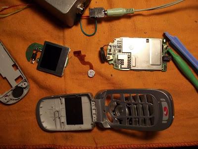 Telefone Celular Conserto