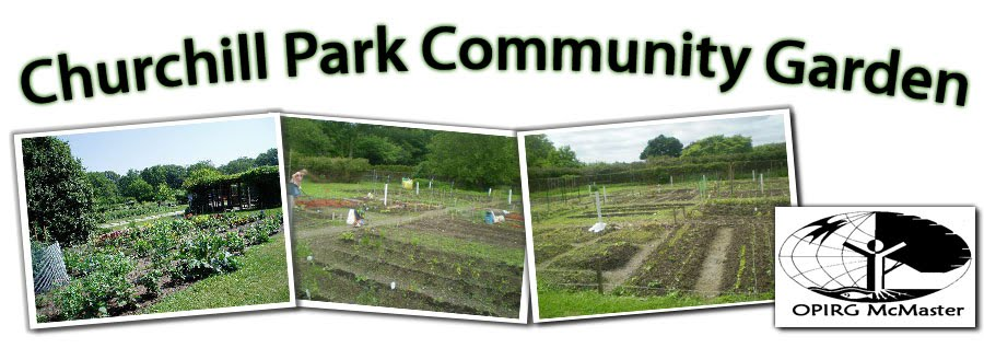 Churchill Park Community Garden