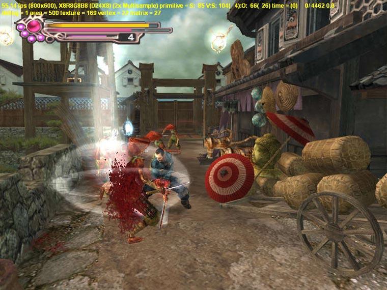 Onimusha 3 - Demon Siege - 1DVD