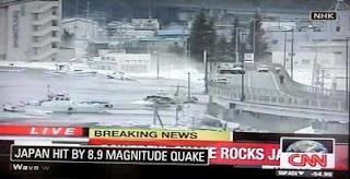 Foto Gempa Bumi Di Jepang 2011