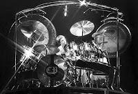Carl Palmer Steel Drum Set