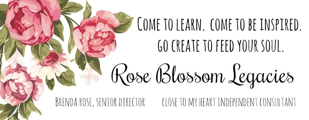 Rose Blossom Legacies