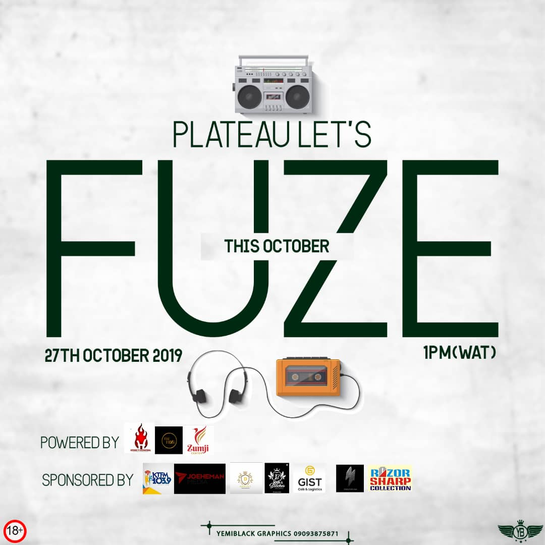 FUZE ON THE PLATEAU