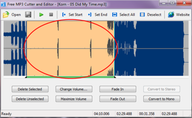 Download Free MP3 Cutter and Editor 2.6.0.1463