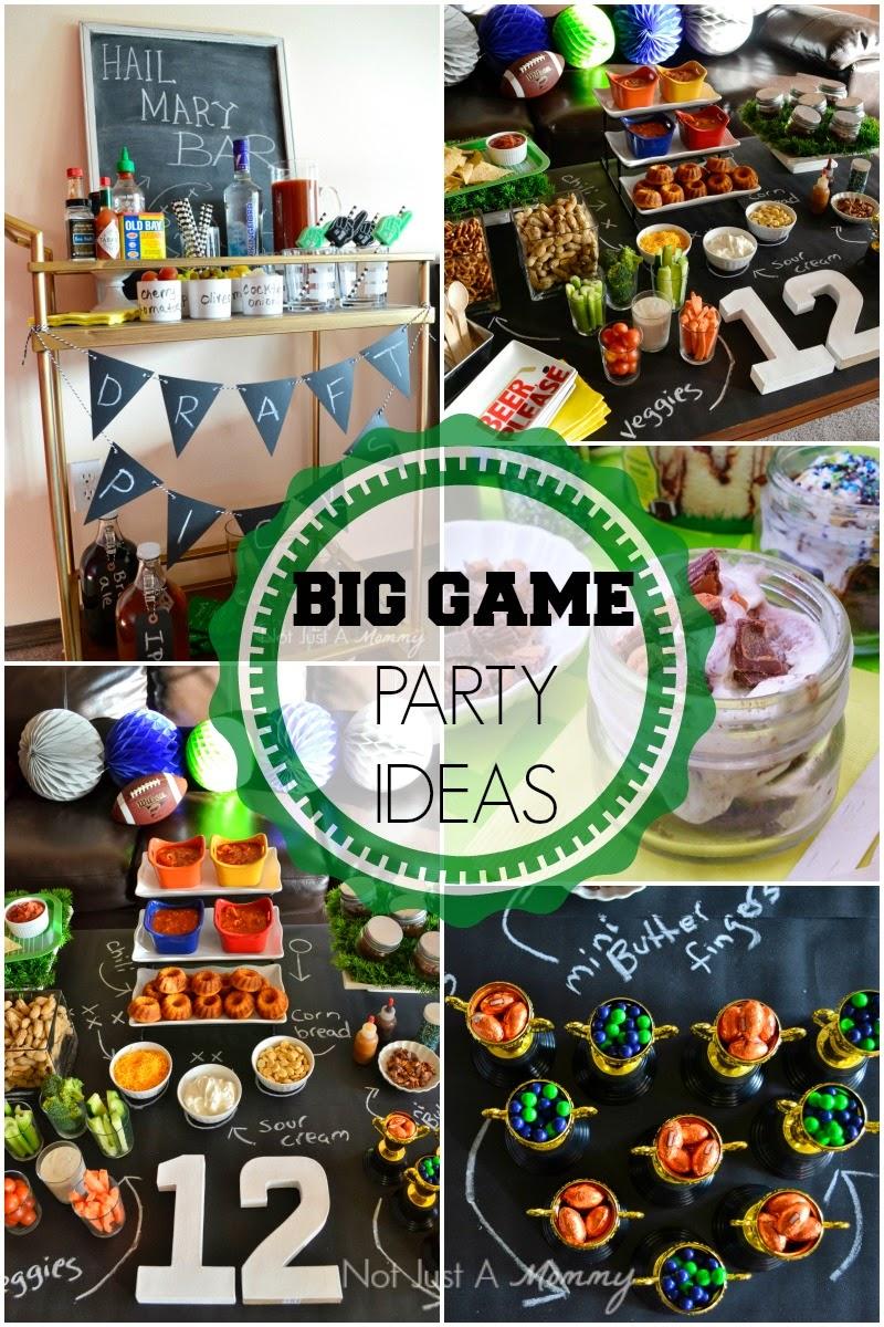 Big Game Party ideas #GameTimeMVP #CollectiveBias #shop