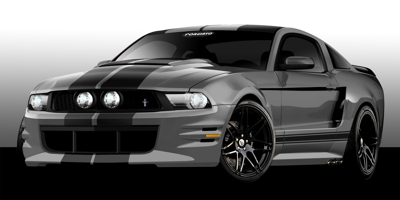 Ford bringing nine specially customized 2011 mustangs to sema show
