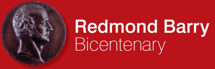 Redmond Barry Bicentenary