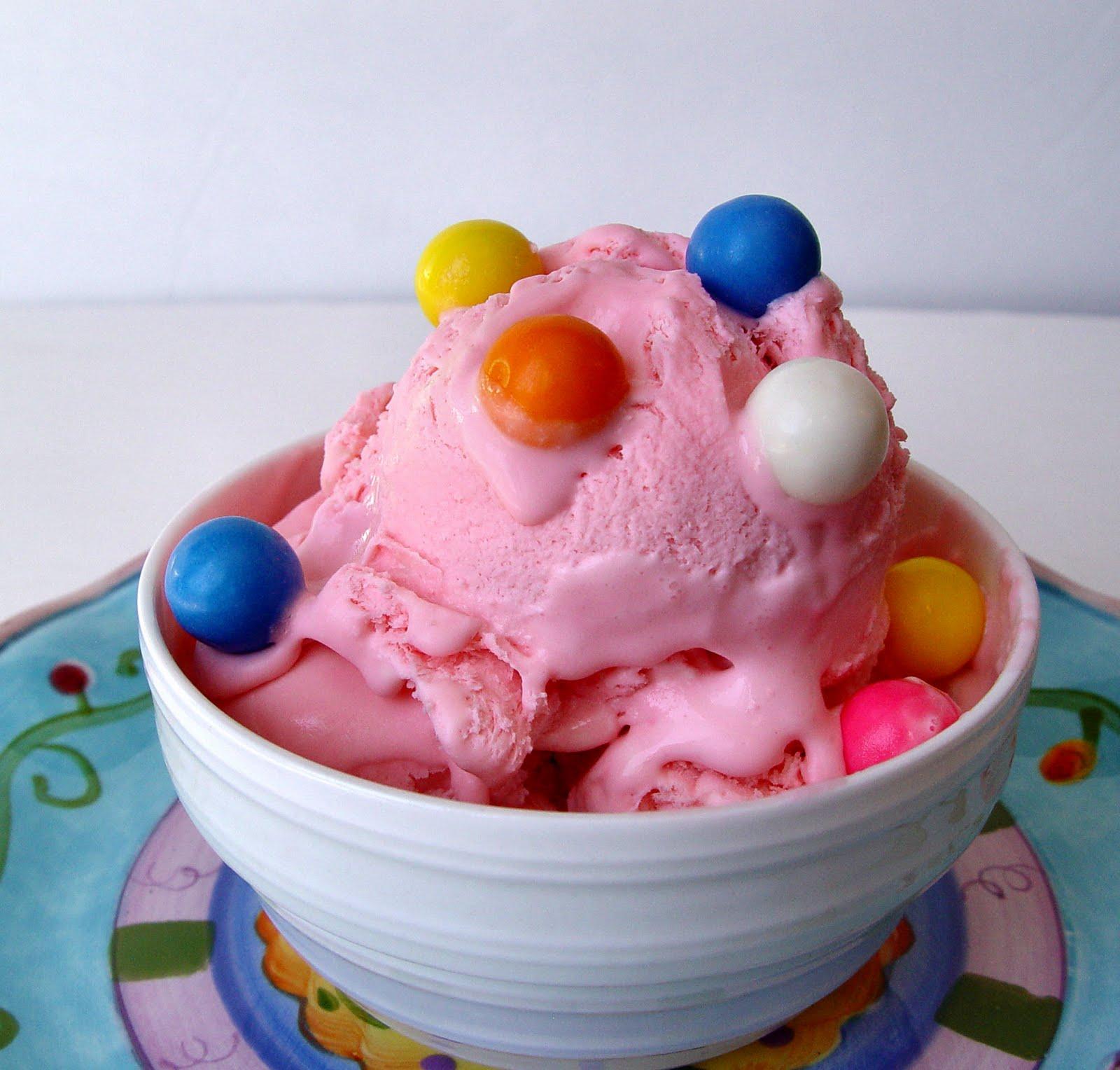 Homemade Ice Cream. No Ice Cream Machine Needed!