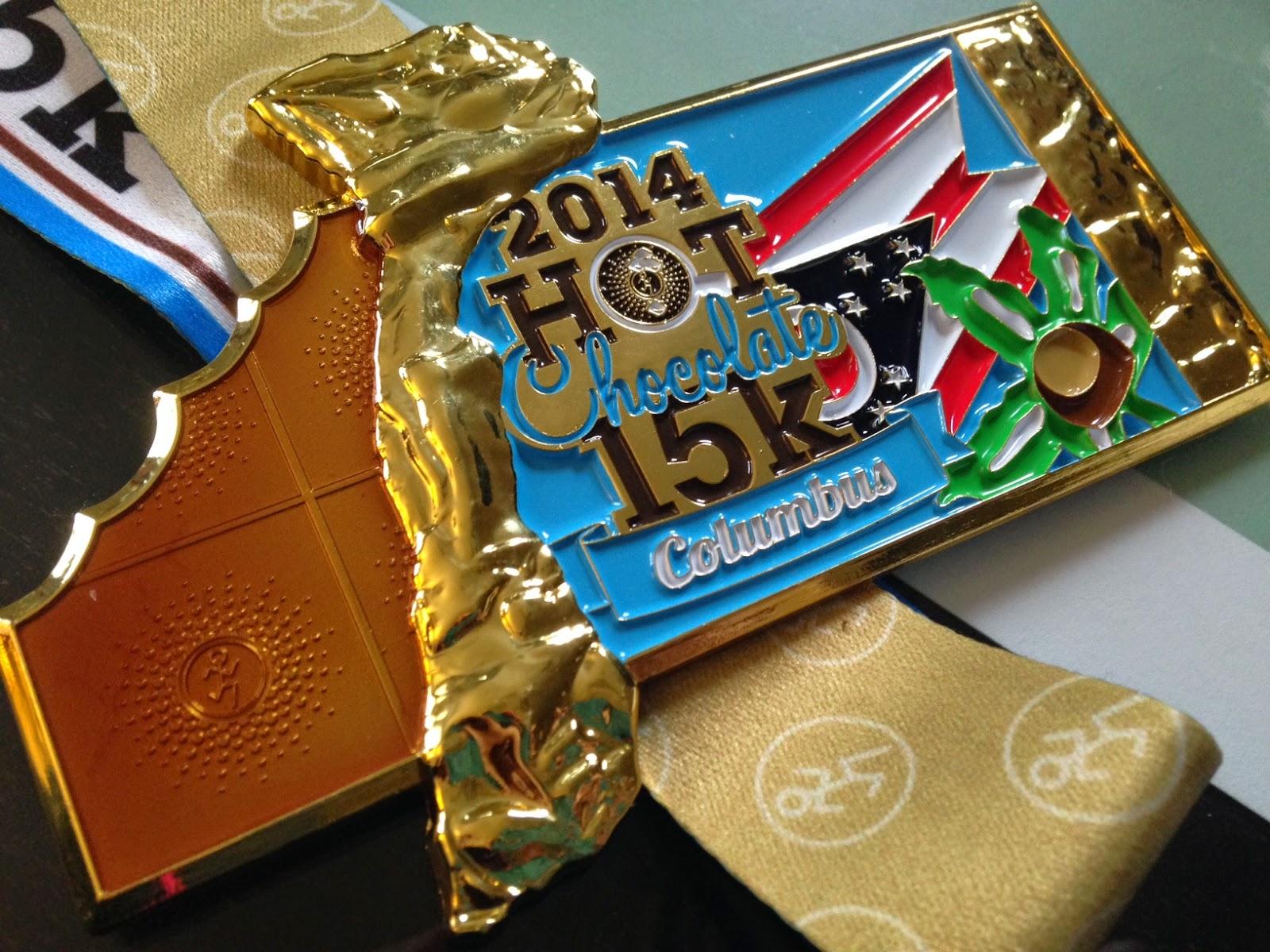 les plus beauxx: Race Recap: Hot Chocolate 15K