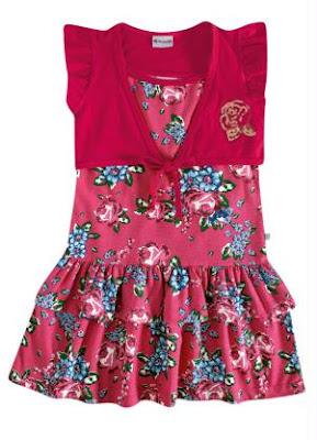 Imagens de modelos de Vestidos Pink