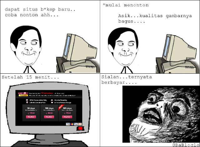 meme babloglo, situs b*okep, meme comic, meme lucu, babloglo comic