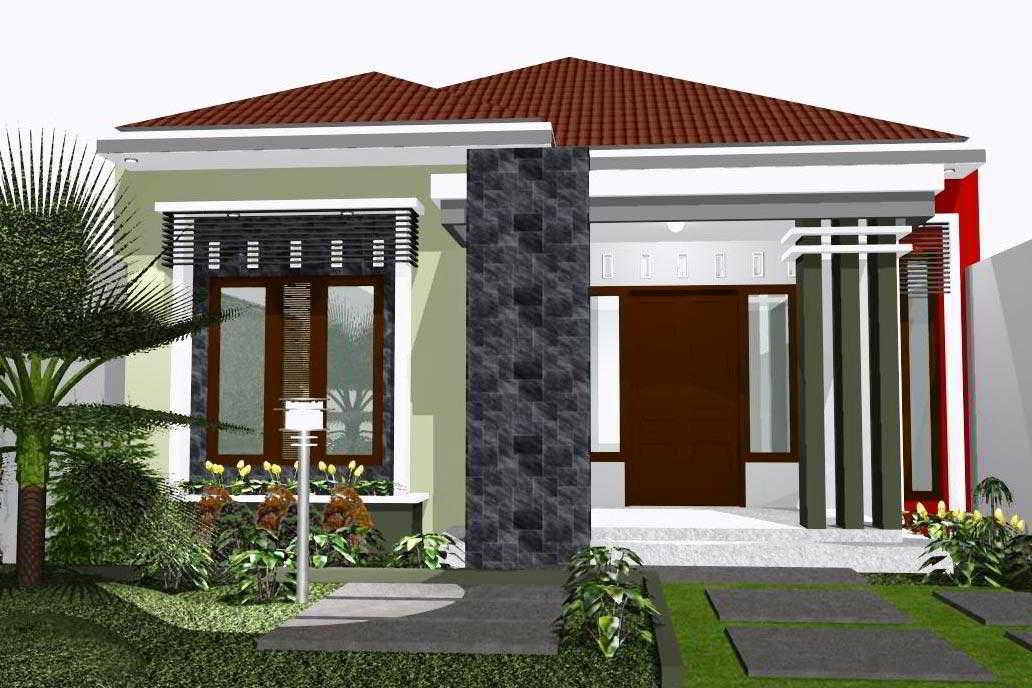 Tampak Depan Model Rumah Sederhana Minimalis