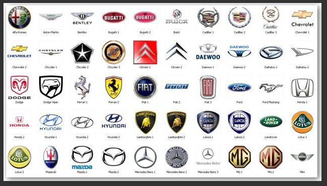 Coches precio usados venta coches lujosos marcas for Precio logo