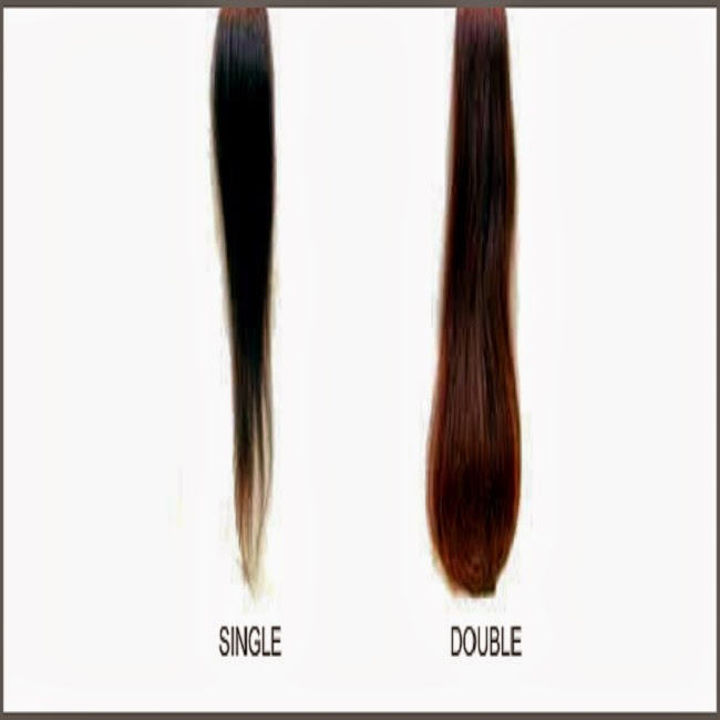 Single Hair Extensions 41