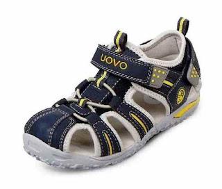 Model Sepatu Sandal Anak Laki-Laki Terbaru