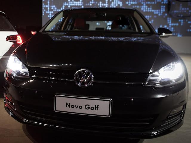 Novo Golf 2014