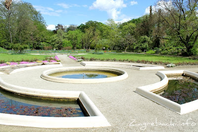 Fontana - Botanički vrt