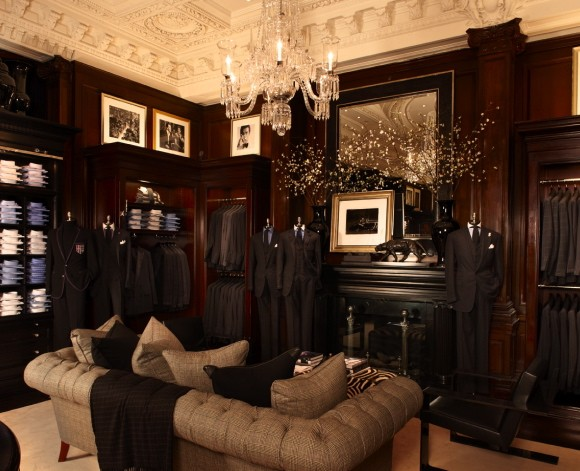 Ralph lauren the enduring appeal permanent style for Ralph lauren flagship store nyc