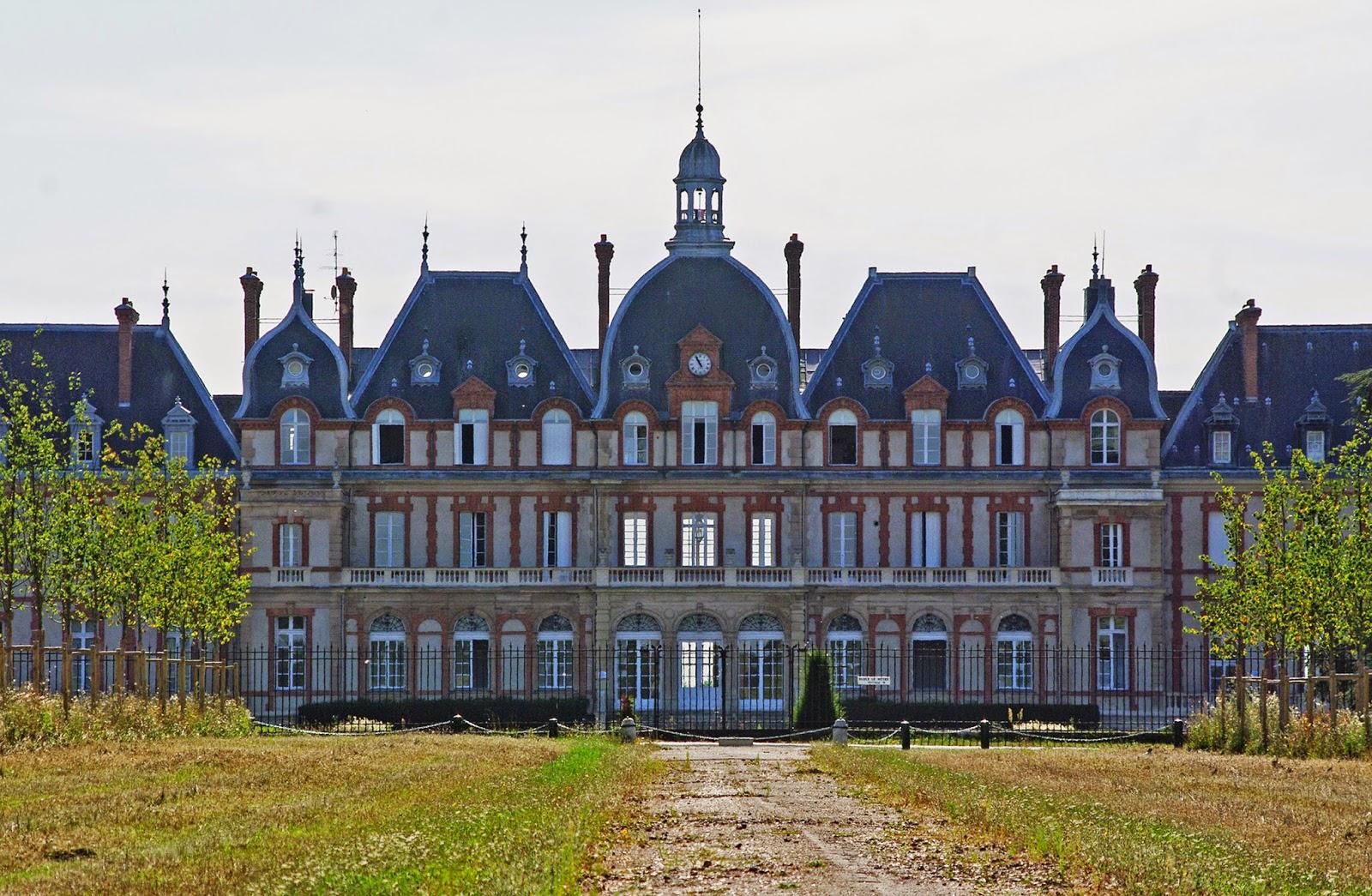 Charmes m connus du hurepoix vall e de la remarde sonchamp - Chateau de villiers le bacle ...