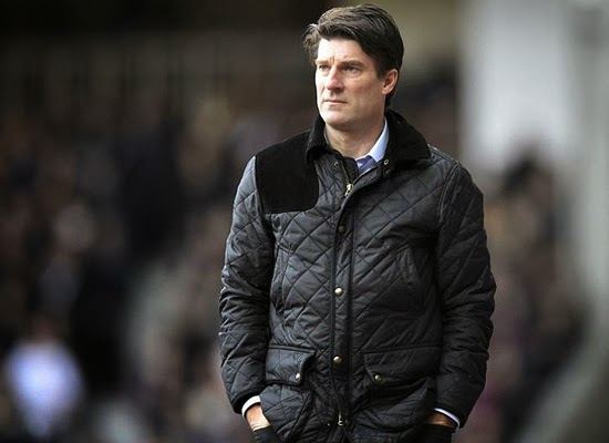 Michael Laudrup ? Manager of Barclays Premier League