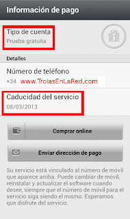 Licencia Whatsapp