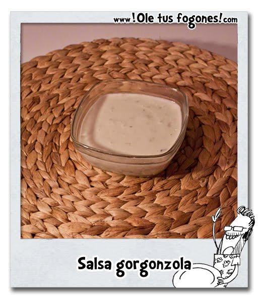 Salsa gorgonzola