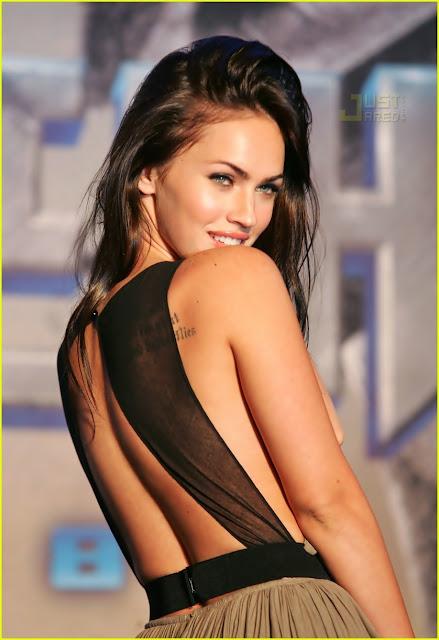 Megan Fox - Celeb Seduction
