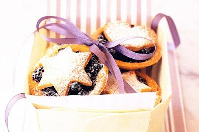 Fruit-mince tarts Recipe