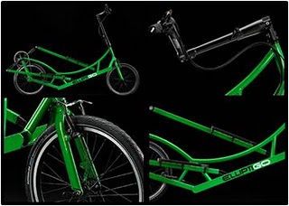 ElleptiGo Bike Design
