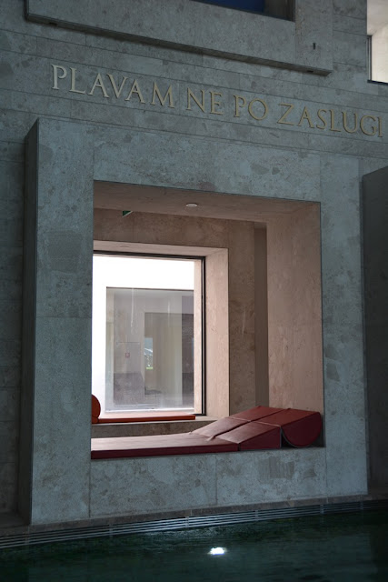 Rimske Therme Toplice cubes