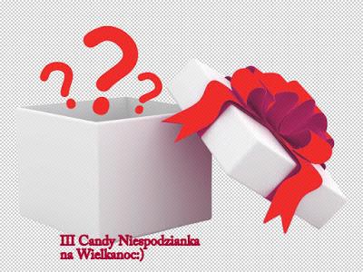 Candy w Kuferek z prezentami
