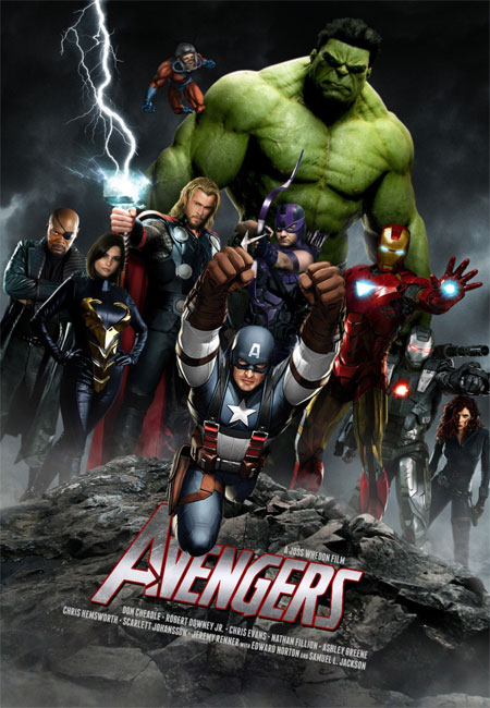 Download   Os Vingadores R5   Dual Áudio
