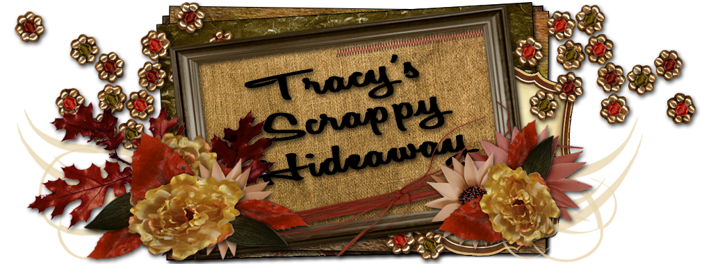 Tracy's Scrappy Hideaway
