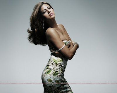 Hot Wallpapers Eva Mendes   Fun 4 U   Have A Full Fun