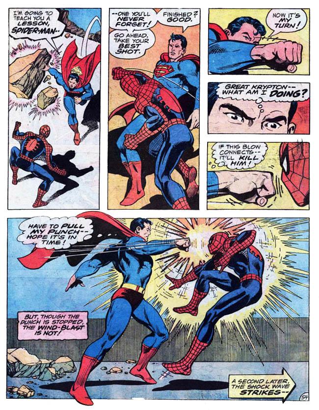 spider man superman - photo #22