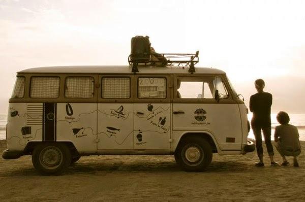 """O """"De Carona…"""" é um spinOff do projeto """"Dar a Volta"""" realizado em 2013.(foto: Divulgação)"""