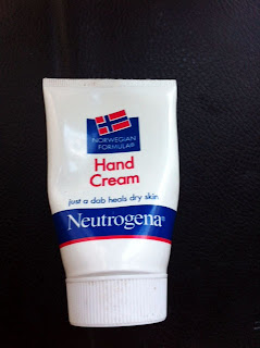 Neutrogena Hand Cream Norwegian Formula