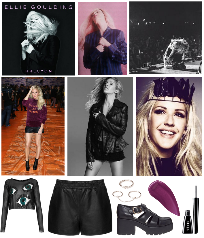Ellie Goulding Fashion Coachella