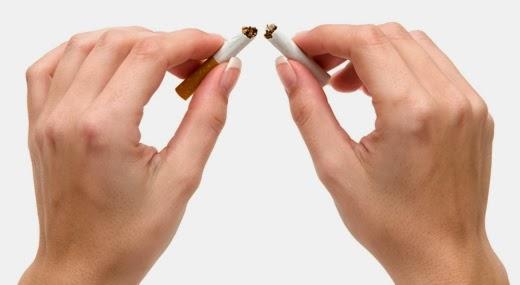 fumar ansiedad depersión estrés