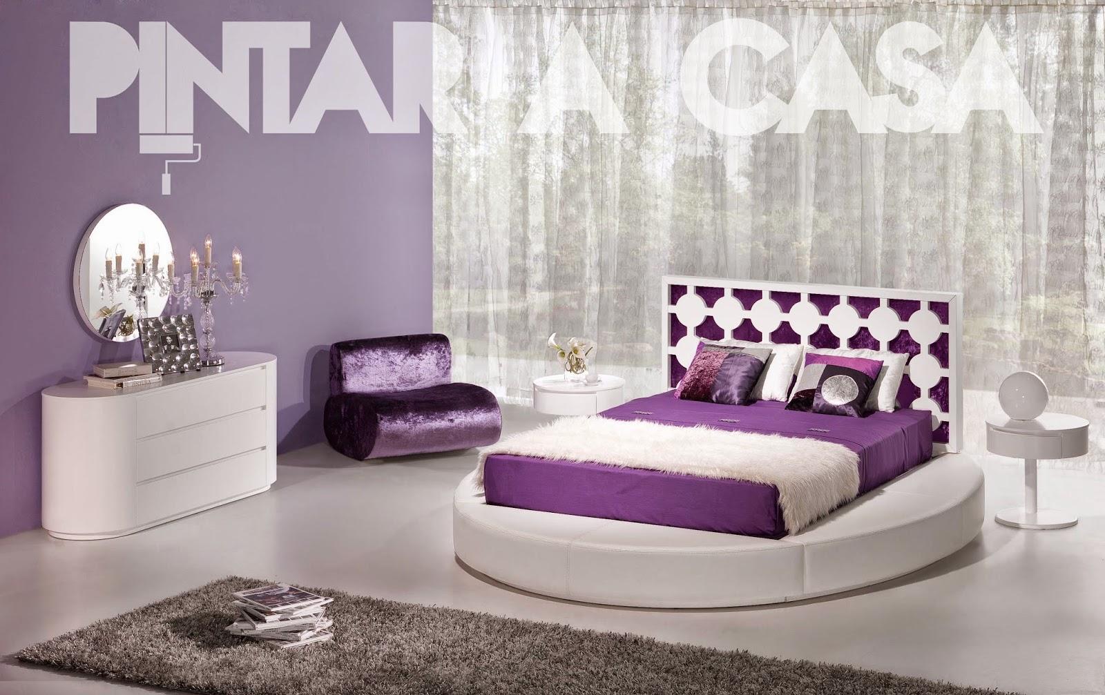 quarto-decoração-interior-lilás
