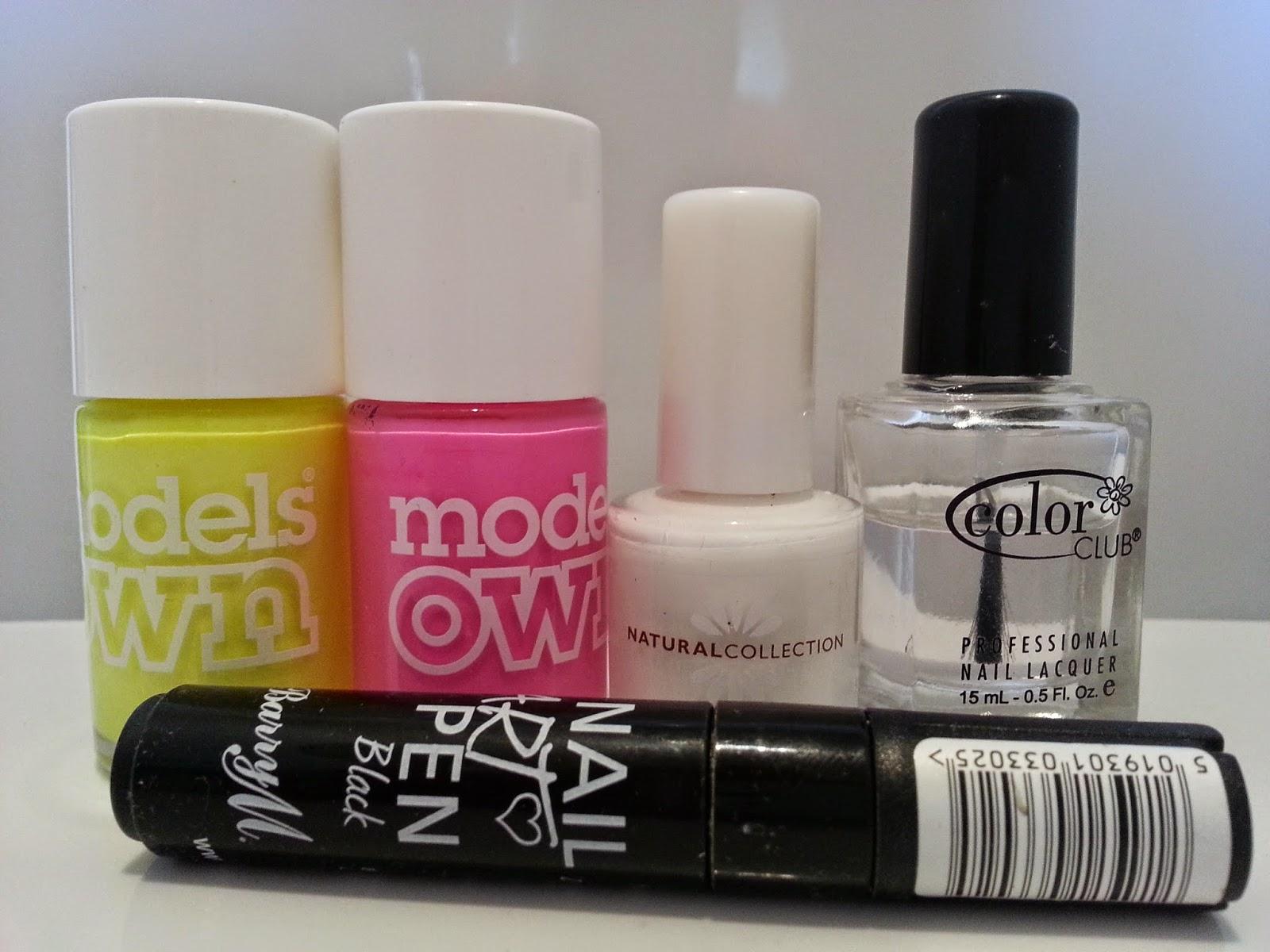 models-own-mental-health-awareness-nail-art