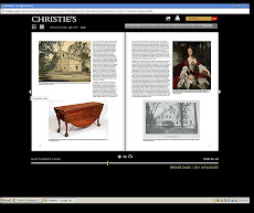 In Christies Auction catalog
