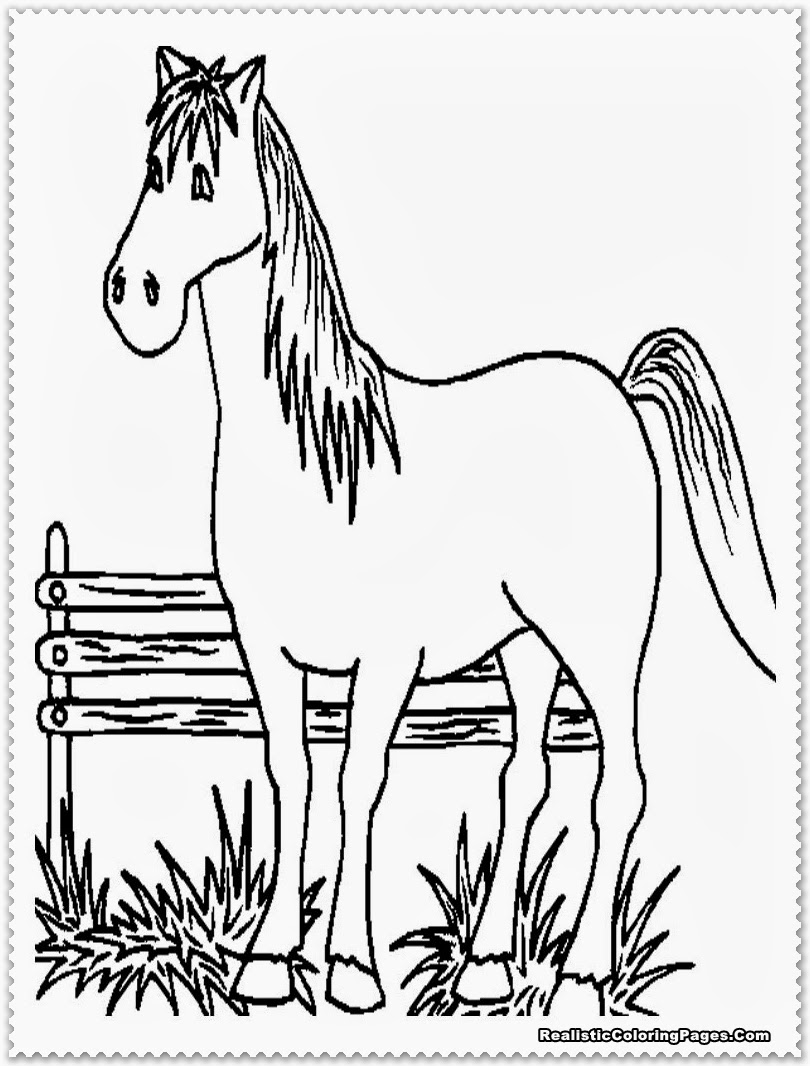 kids farm coloring pages - farm animal coloring pages realistic coloring pages