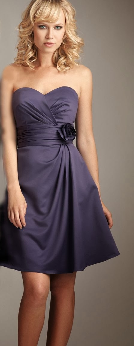 Special designed dark grey out dress