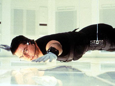 tom cruise mission impossible 2 hairstyle. tom cruise mission impossible