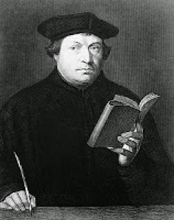 Carta de Martinho Lutero