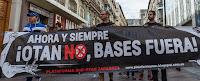 Ni OTAN, ni bases, ni colaboradores del imperialismo