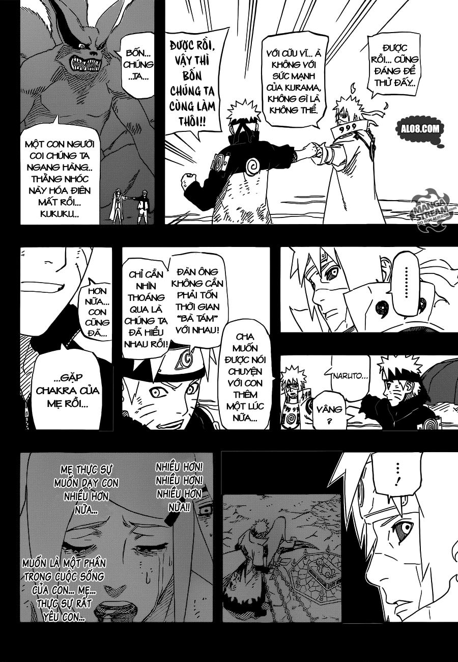 Naruto chap 644 Trang 14