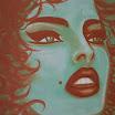 Πίνακες του Αντώνη Μαλαβάζου: Γυναίκες Αρ. 13