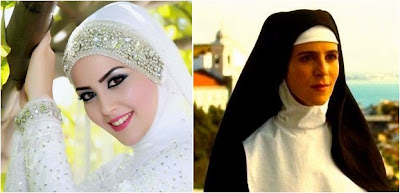 merawat rambut wanita yang memakai jilbab